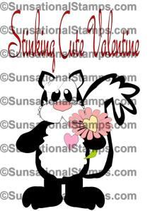 Stinkin Cute Valentine